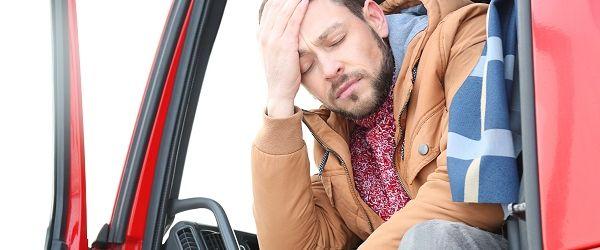 Descanso e jornada de trabalho para o caminhoneiro