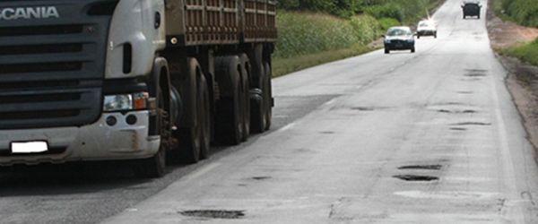 Como se sair bem em estradas esburacadas