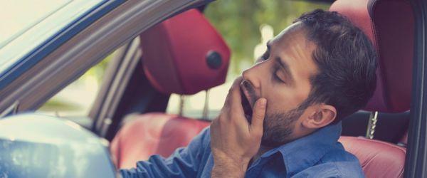 Dicas para não dormir no volante